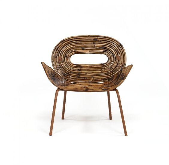 cadeira Bambu 2 Campana